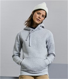 Russell Ladies Authentic Hooded Sweat