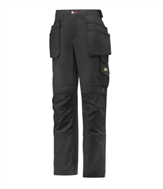 Snickers Workwear Womens Canvas+ Trousers