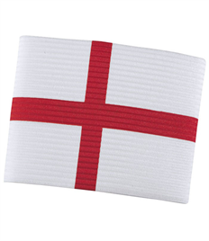 Stanno Captain's Armband English Flag