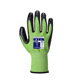 Portwest Green Cut 5 Glove