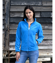 Result Core Ladies Fashion Fit Fleece