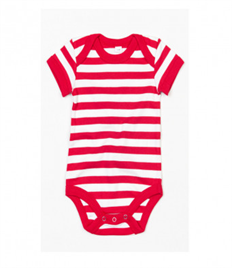 Stripy Babygrow