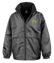Loanhead Welfare Bowling Club Kids Microfleece Lined Jacket