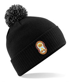 Gilmerton Private Bowling Club Bobble Hat