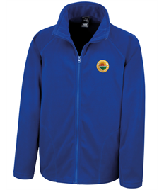 Loanhead Private Bowling Club Micro Fleece