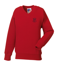 Paradykes Primary School V-neck Sweatshirt