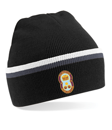 Gilmerton Private Bowling Club Wooly Hat (with your name)