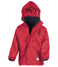 Paradykes Primary School Jacket (heavyweight)