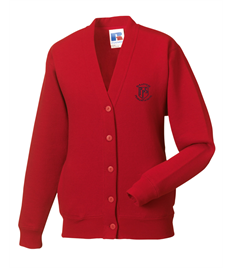 Paradykes Primary School Cardigan