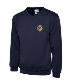 Penicuik Bowling Club V Neck Sweatshirt