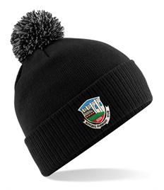 Slateford Bowling Club Bobble Hat