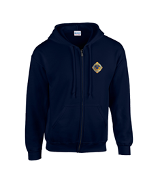 Penicuik Bowling Club Full Zip Hoody