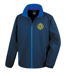 Softshell Jacket c/w logo