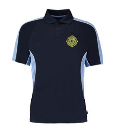 Polo Shirt c/w logo & name