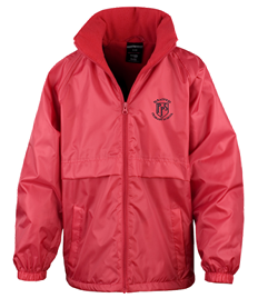 Paradykes Primary School Jacket (lightweight)