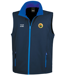 Loanhead Private Bowling Club Softshell Bodywarmer