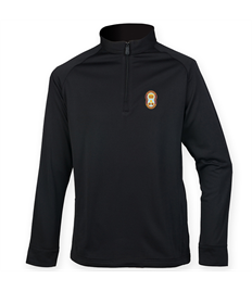 Gilmerton Private Bowling Club 1/4 Zip Top