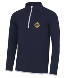 Penicuik Bowling Club 1/4 Zip Top