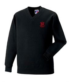 Paradykes Primary School V-neck Sweatshirt