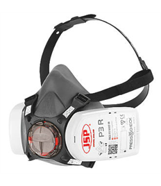 JSP Force 8 Mask with P3 Filters